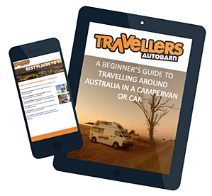 Beginners Guide to Travelling Around Australia in a Campervan