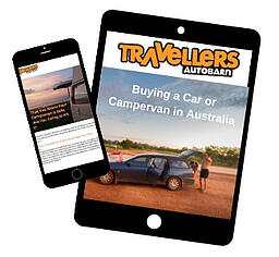Buying a Car or Campervan in Australia